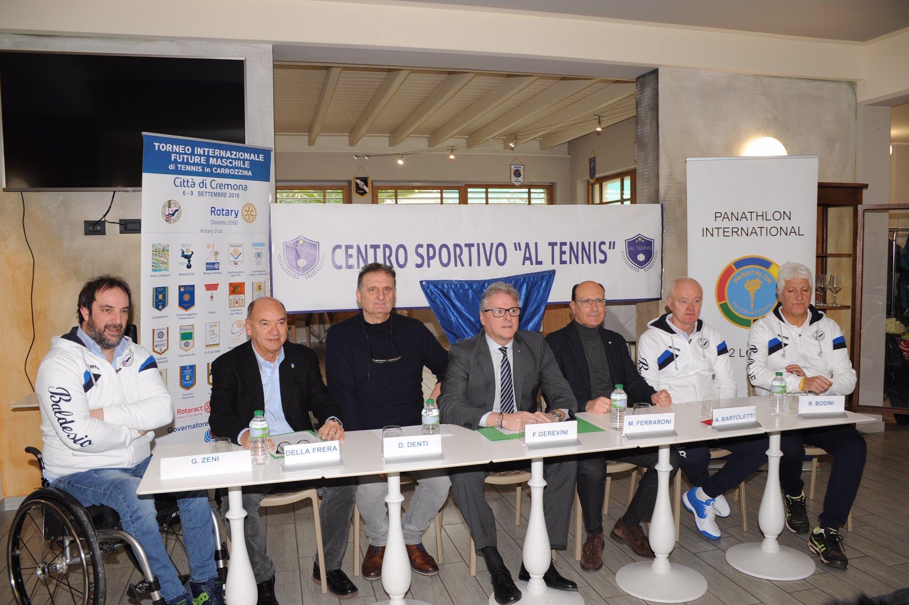 Apre la Scuola diTennis in Carrozzina: che novità a Crema!