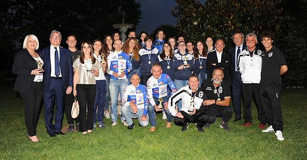 Premiate le Stelle del Panathlon: tutti gli atleti cremaschi sul podio in Campionati Nazionali, Europei e Mondiali