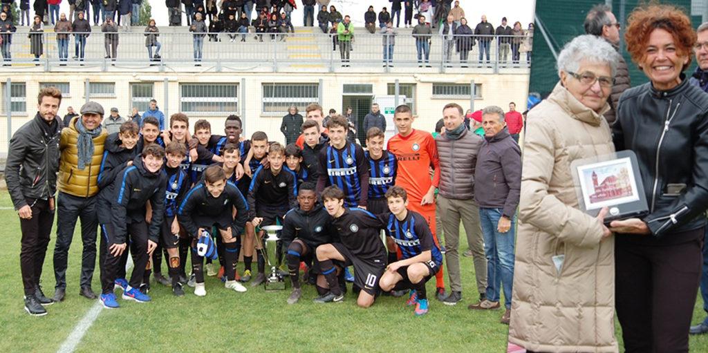 """Lo spettacolo dei giovani calciatori: l'Inter conquista il Memorial """"Ferri"""""""