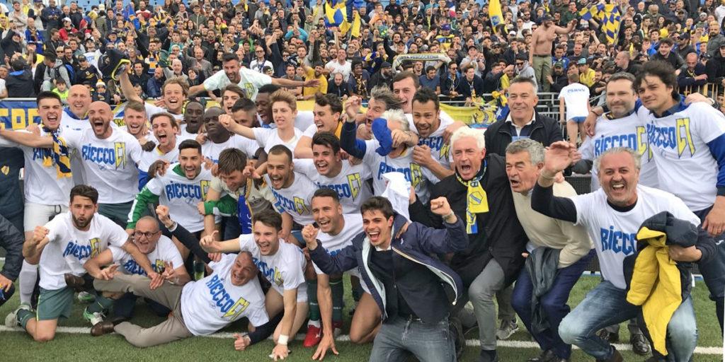 Il sogno è realtà: Pergolettese in Serie C!