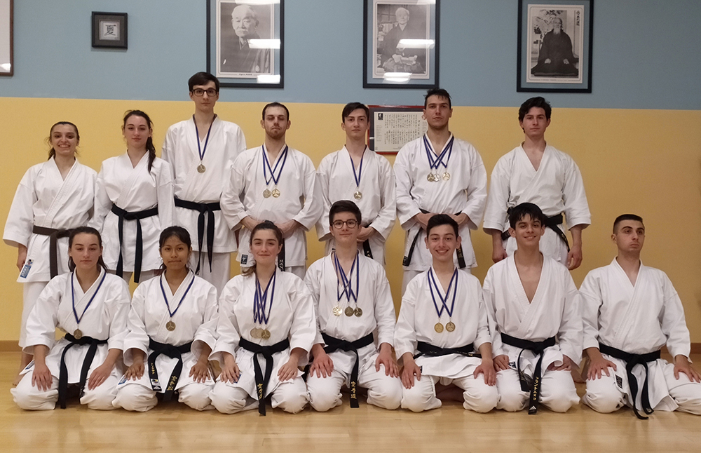 Moving Club Karate Crema: risultati da applausi ai Campionati Regionali!