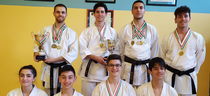 Moving Club Crema protagonista ai Campionati Assoluti Fikta: record per Michele Gregoris!