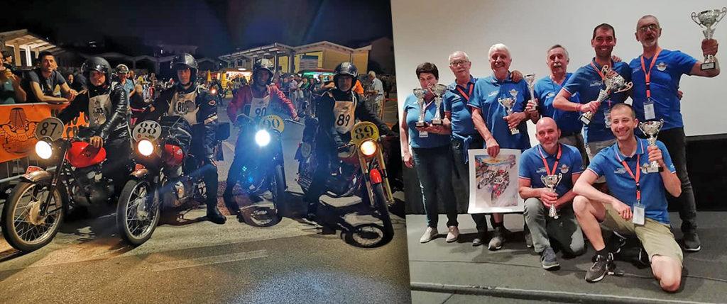 Moto Club Crema: i successi del Crema Moto Day e della Milano-Taranto