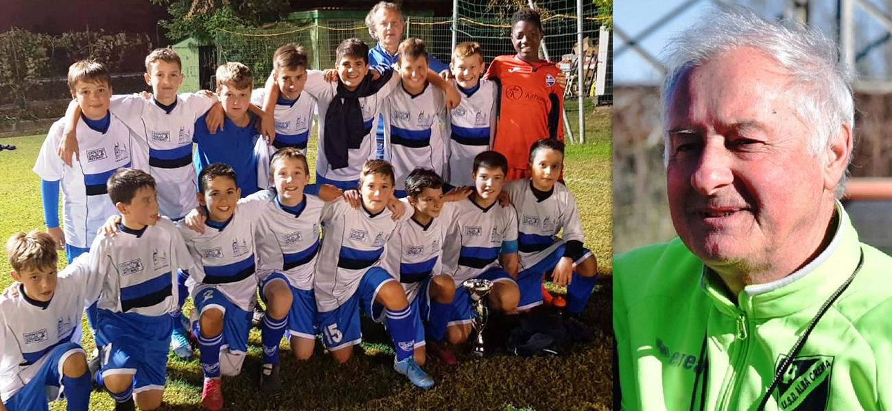"""I° Memorial """"Mario Sangalli"""": il ricordo di un maestro di di vita e di calcio"""