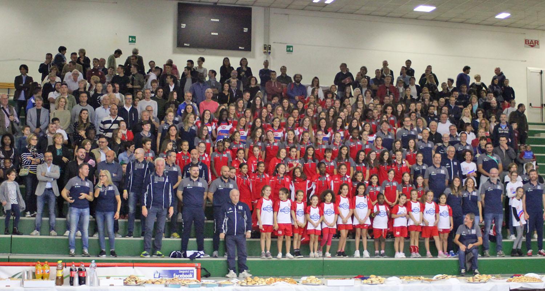 Che festa per il Volley 2.0! Giocatrici, dirigenti e allenatori pronti per una nuova stagione