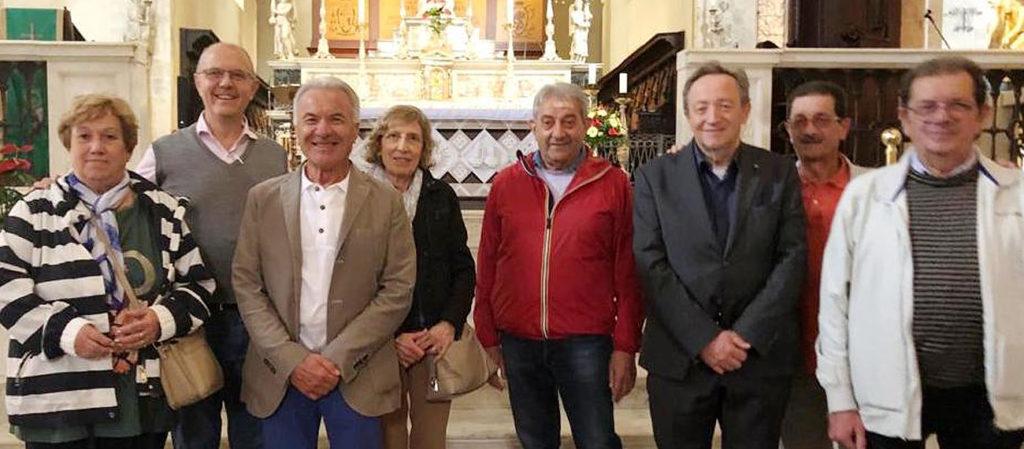 """Lo Staff del Memorial """"Mazzini"""" a Volterra per l'AIPAMM: molto più di un torneo!"""